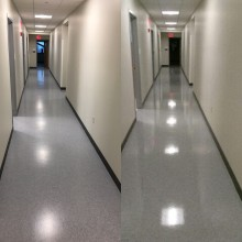 Floor Care Before & After example 5