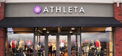 Athleta Box Store Cleaning