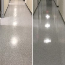 Floor Care Before & After example 6