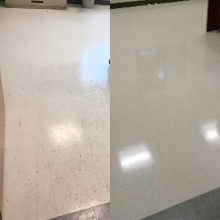 Floor Care Before & After example 4