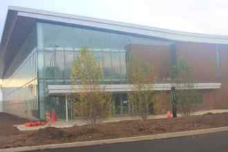Pegula Center, Outside View