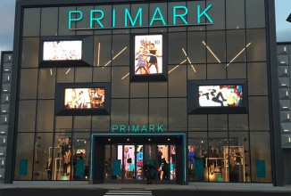 Primark Box Store Cleaning