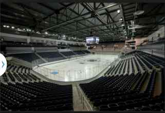 Pegula Center, Inside View