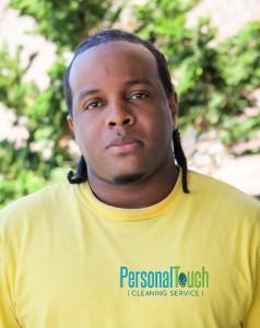 Juan Harris, Site Supervisor